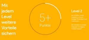 Google Insider_mehr als 5 Punkte Level 2