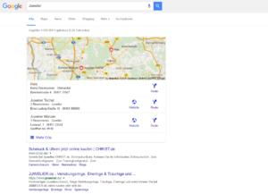 Die Neue Google Ansicht