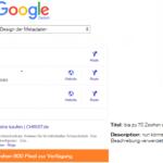 Google bietet mehr Platz für Metadaten