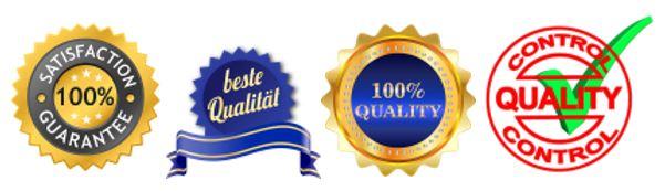 Testsiegel erhöhen das Vertrauen in Ihre Website