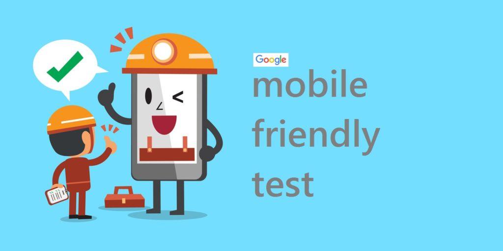 Google mobile friendly test