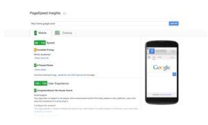 Analysieren und optimieren Sie Ihre Website mit PageSpeed-Tools