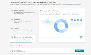 Bing Webmaster Tools fügt die Microsoft Clarity-Integration hinzu