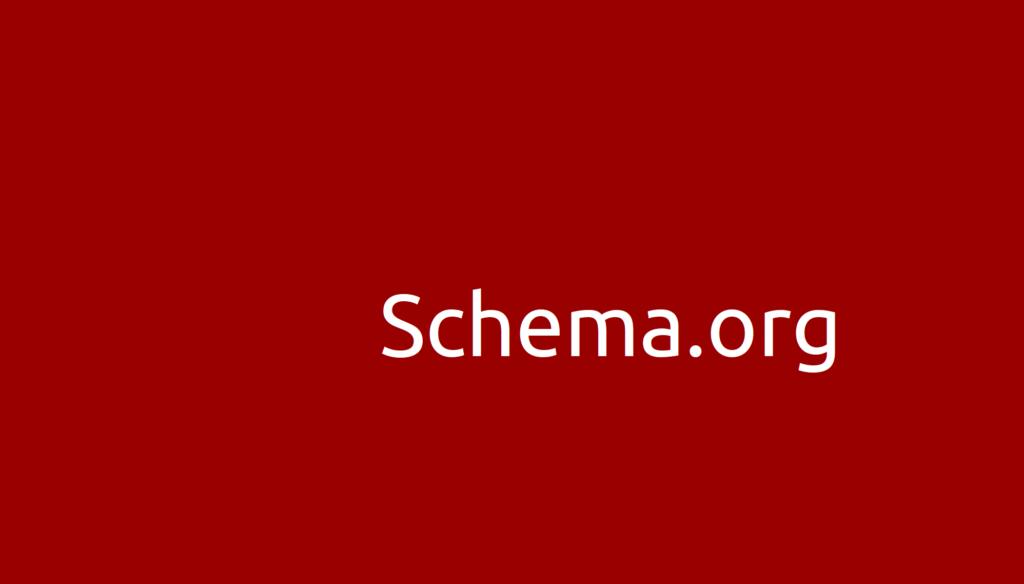 Schema.org startet sein Tool zur Überprüfung des Schema-Markups